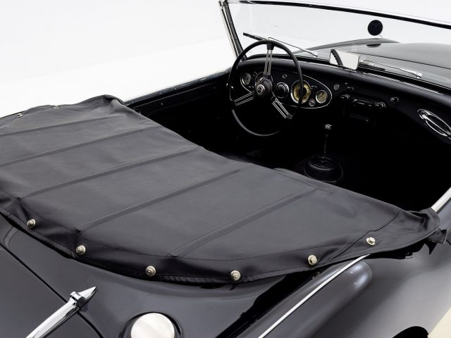 1962 Austin Healey 3000 MK II Roadster For Sale at Hyman LTD