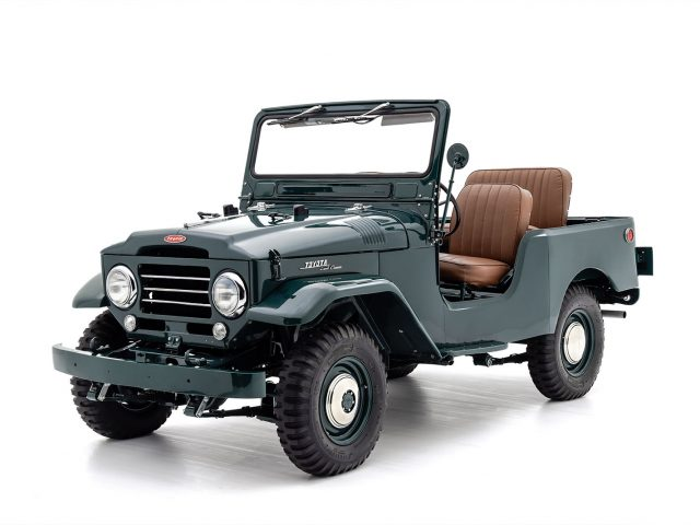 1957 Toyota FJ25 Land Cruiser For Sale at Hyman LTD