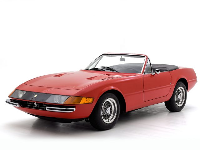 1971 Ferrari 365 GTB/4 Spyder For Sale at Hyman LTD