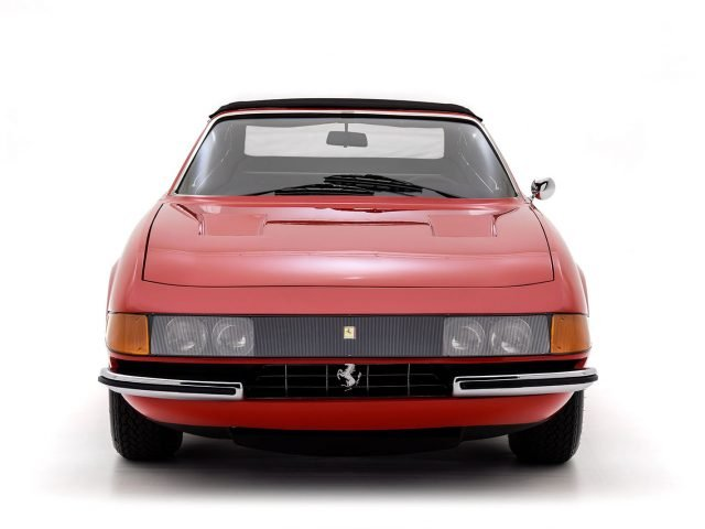 1971 Ferrari 365 GTB/4 Spyder For Sale at Hyman LTD