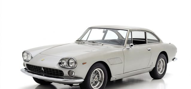 1964 Ferrari 330 GT 2+2 Coupe For Sale at Hyman LTD