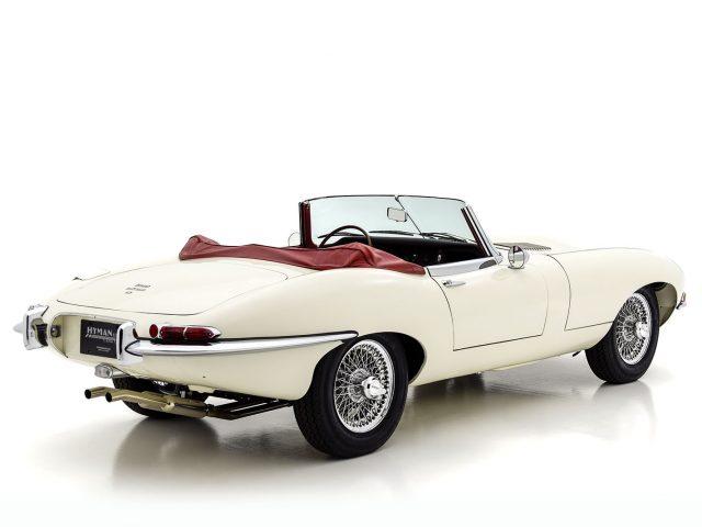 1965 Jaguar XKE Roadster For Sale at Hyman LTD