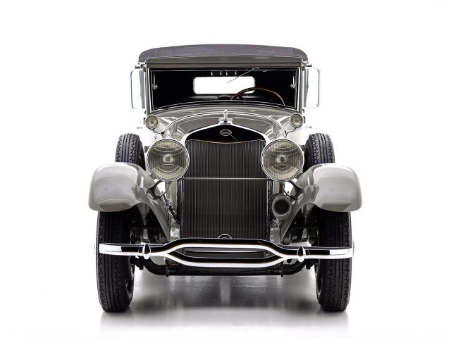 1929 Lincoln Model L Convertible Victoria For Sale at Hyman LTD
