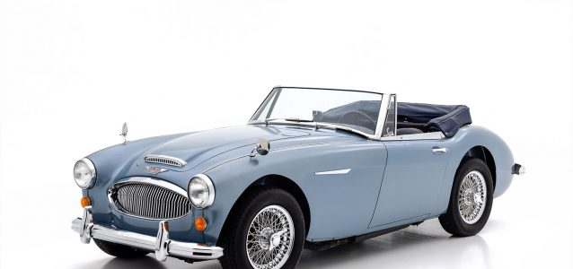 1965 Austin Healey 3000 MKIII Roadster For Sale at Hyman LTD