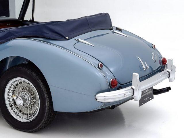 1965 Austin Healey 3000 MKIII Roadster For Sale at Hyman LTD