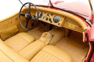 1957 Jaguar XK140 MC Roadster For Sale at Hyman LTD