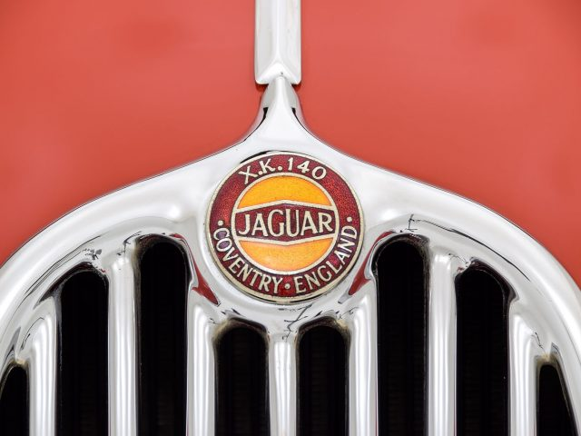 1957 Jaguar XK140 MC Roadster For Sale at Hyman LTD