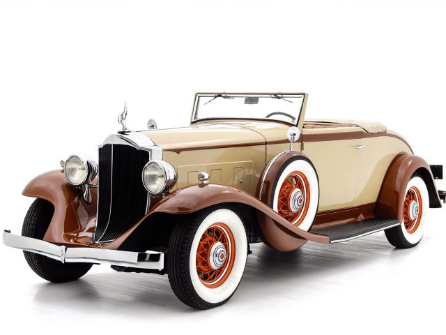 1932 Packard 900 Coupe Roadster For Sale at Hyman LTD