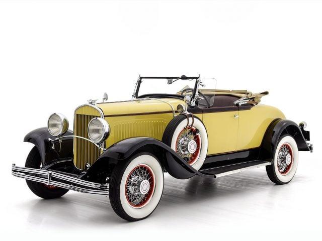 1929 Chrysler Model 75 Roadster For Sale at Hyman LTD