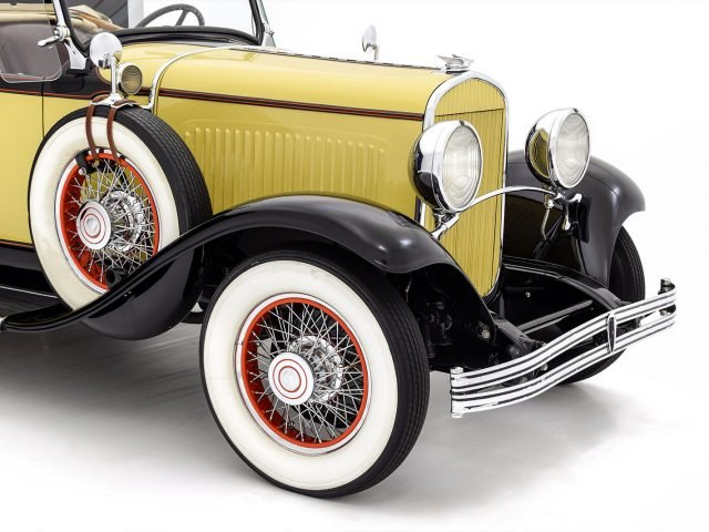 1929 Chrysler Model 75 Roadster For Sale at Hyman LTD