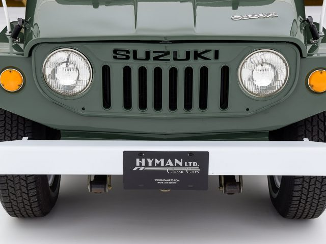 1977 Suzuki Jimny LJ20 Convertible For Sale at Hyman LTD