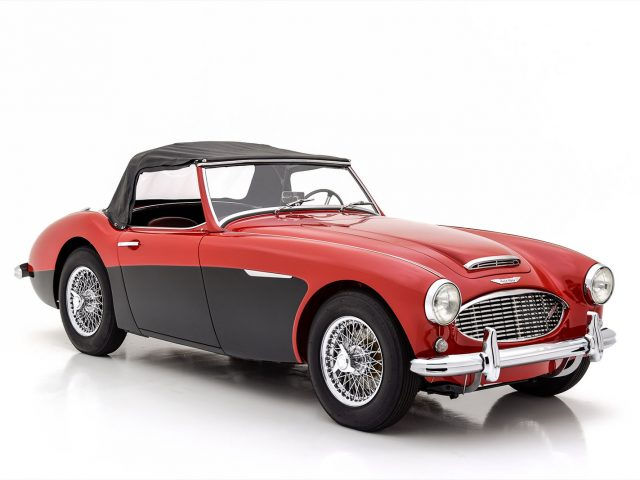 1960 Austin Healey 3000 Roadster For Sale at Hyman LTD