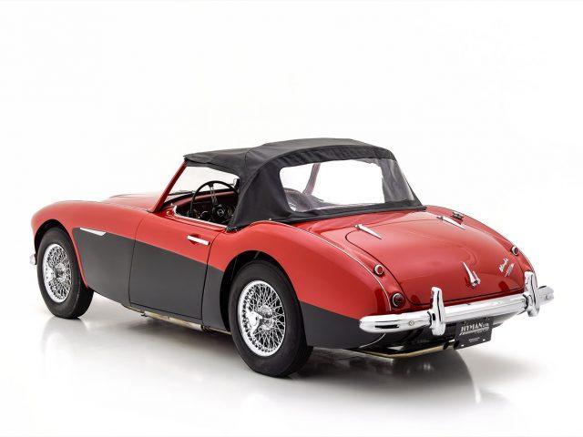 1960 Austin Healey 3000 Roadster For Sale at Hyman LTD