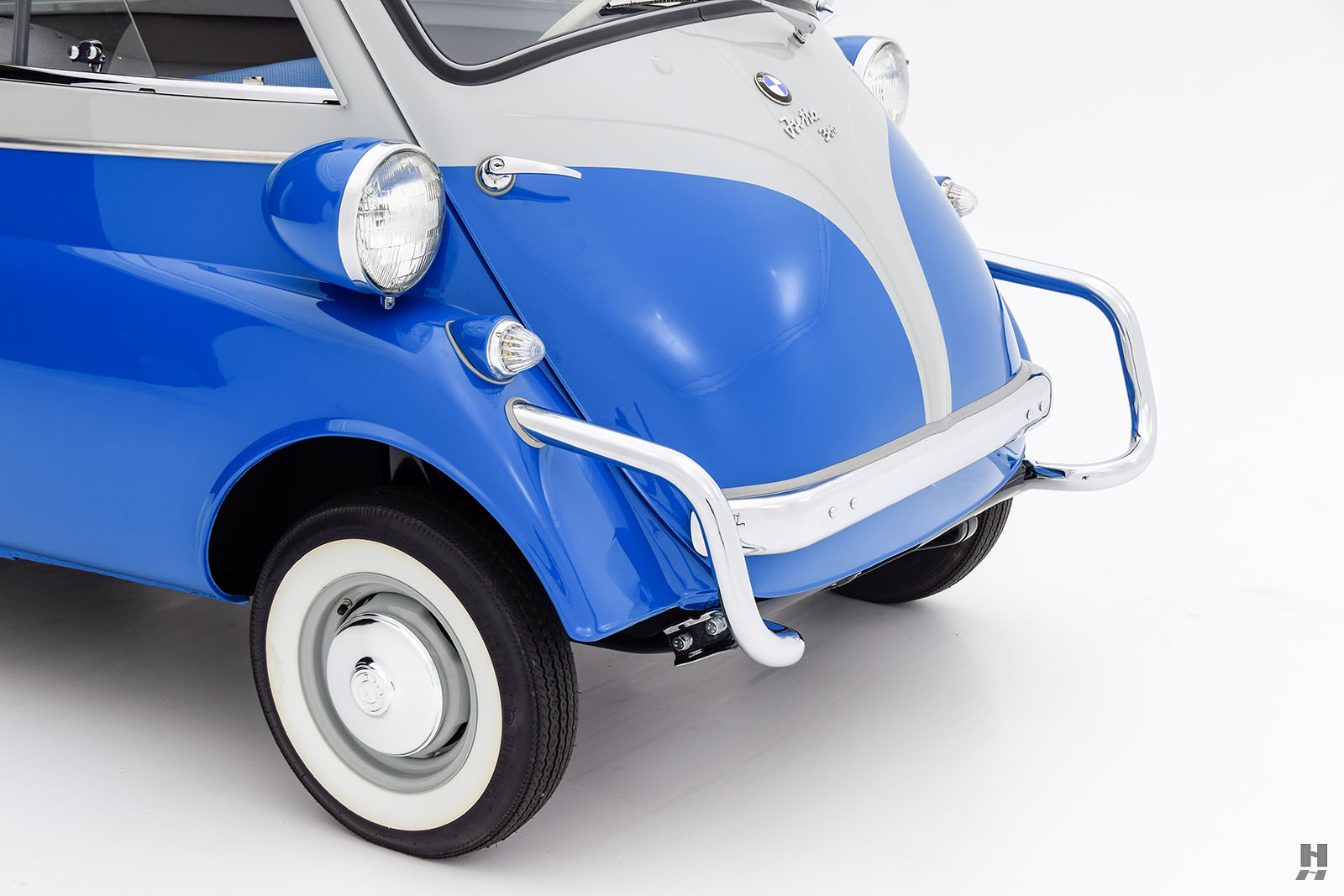 1958 BMW Isetta Coupe For Sale | Buy Classic Cars | Hyman LTD