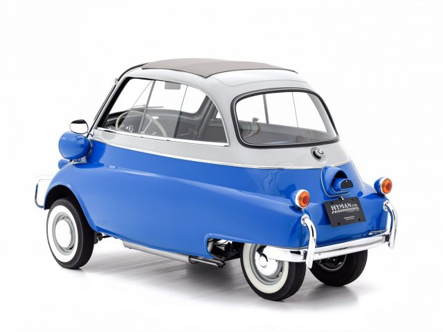 1958 BMW Isetta Coupe For Sale at Hyman LTD
