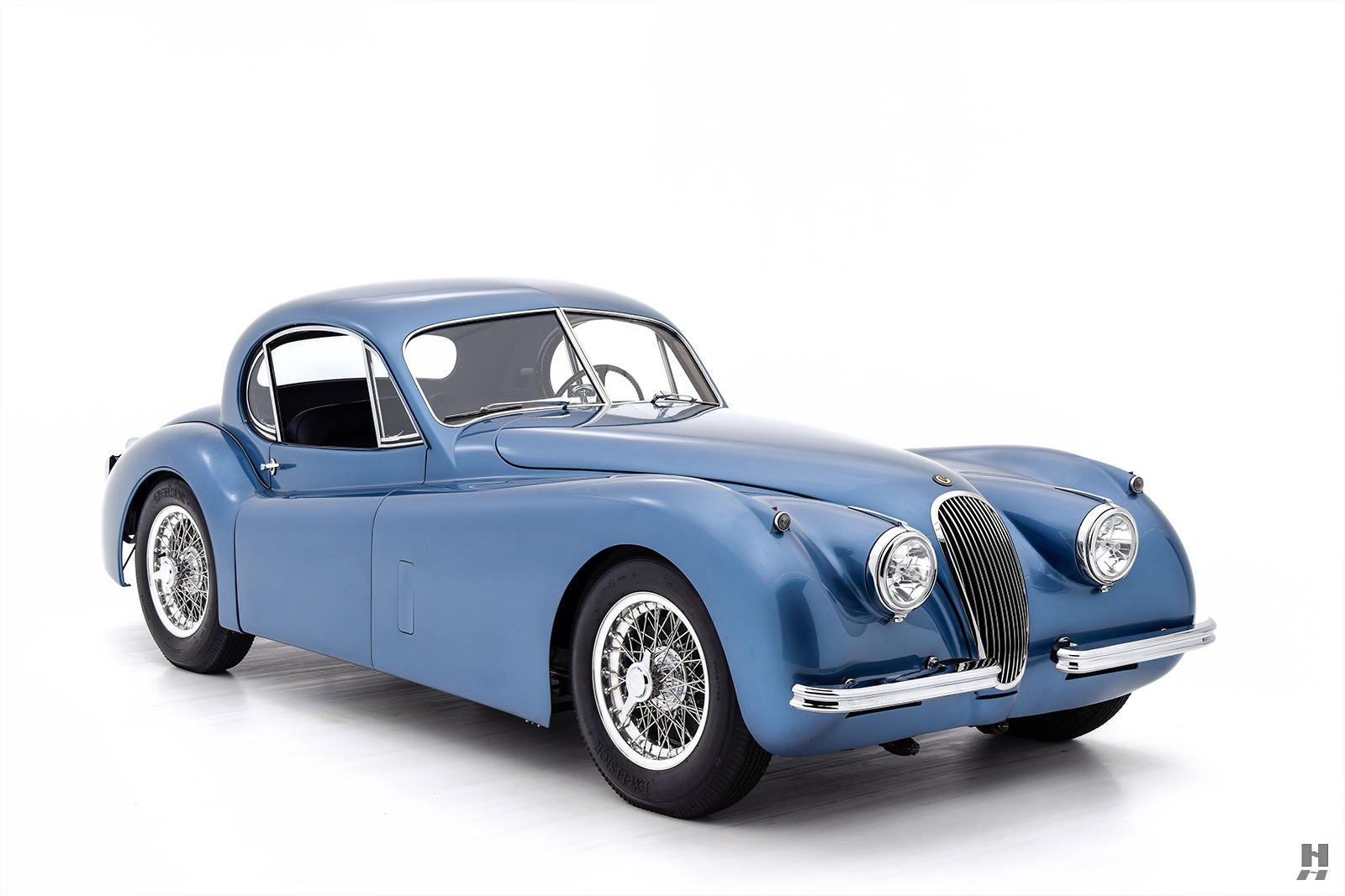 1951 Jaguar XK120 Fixed Head Coupe For Sale   Buy Classic ...