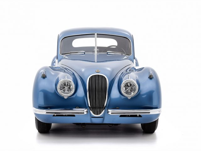 1951 Jaguar XK120 Fixed Head Coupe For Sale at Hyman LTD