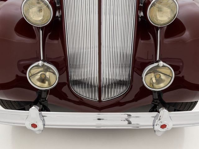 1938 Packard Twelve Touring Cabriolet For Sale at Hyman LTD