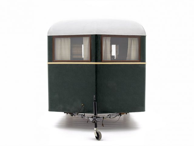 1934 Covered Wagon Camping Trailer For sale at Hyman LTD