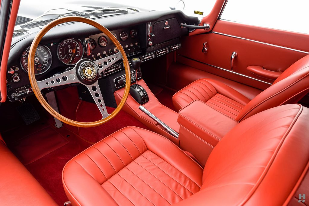 1967 Jaguar XKE 2+2 Coupe For Sale at Hyman LTD