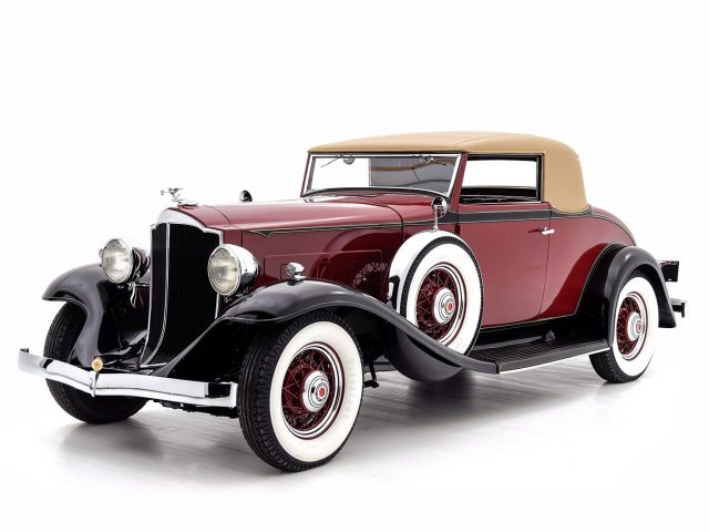1932 Packard 900 Coupe For Sale at Hyman LTD
