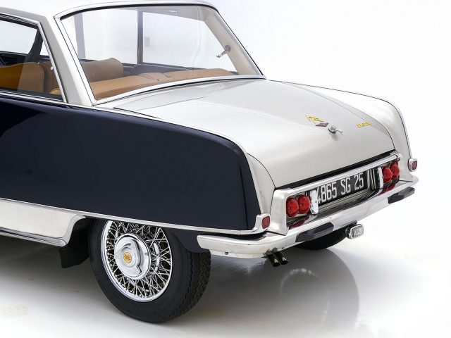1965 Citroen DS Chapron Concorde 2 Dr For Sale at Hyman LTD