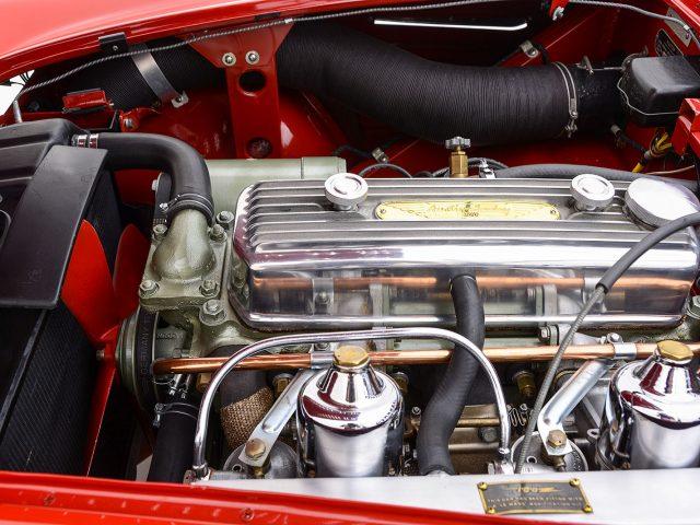 1956 Austin Healey 100M Roadster For Sale at Hyman LTD