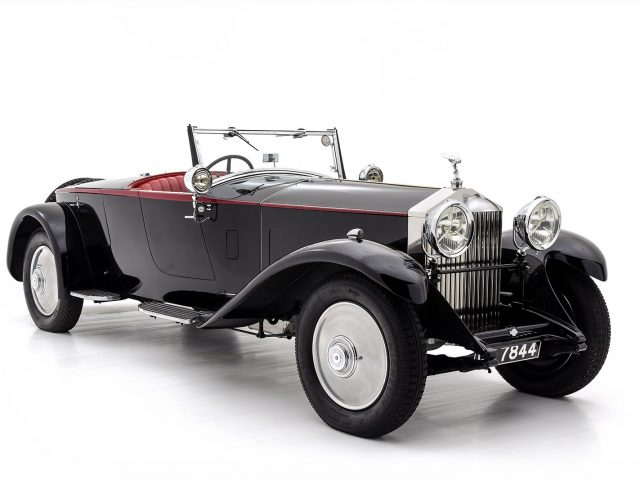 1930 Rolls-Royce Phantom II Two Seater Open Sports For Sale at Hyman LTD