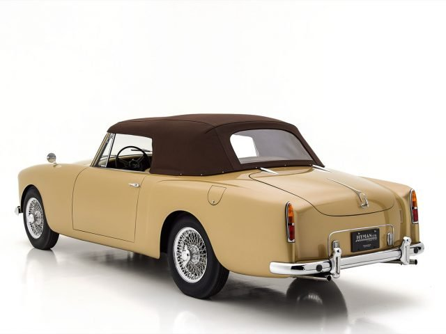 1962 Alvis TD21 Drophead Coupe For sale at Hyman LTD
