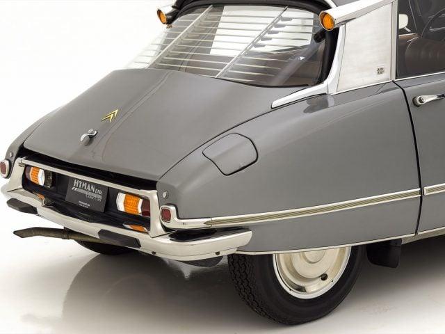 1967 Citroen DS19 Pallas Sedan For Sale at Hyman LTD