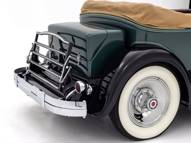 1932 Packard 903 Deluxe Eight Convertible Victoria For Sale at Hyman LTD