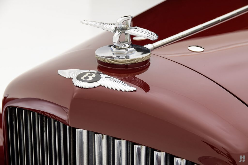 1934 Bentley 3.5 Litre Drophead Coupe For Sale at Hyman LTD