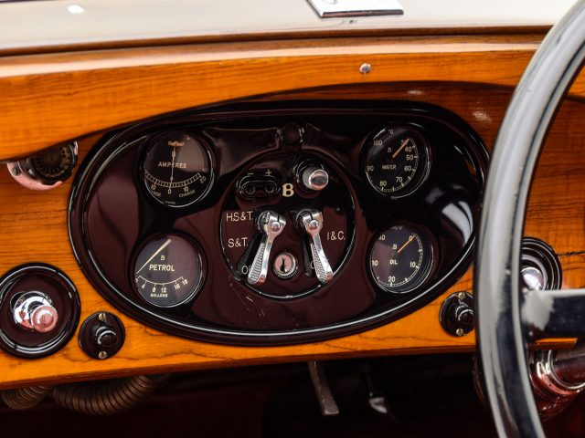 1934 Bentley 3.5 Litre Drophead Coupe For Sale at Hyman LTD