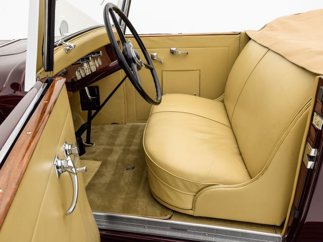 1931 Chrysler CG Imperial LeBaron Convertible Coupe For Sale at Hyman LTD