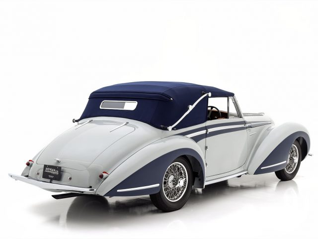 1948 Delahaye 135M Drophead Coupe For Sale at Hyman LTD