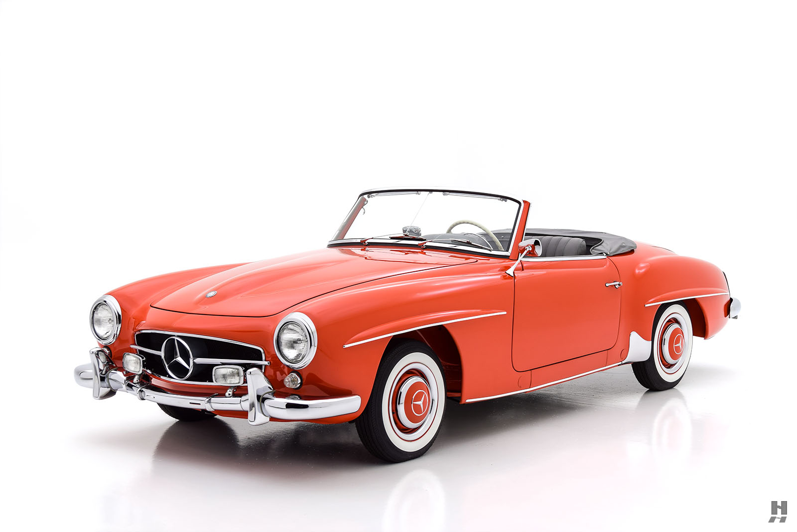 1957 Mercedes-Benz 190SL Roadster For Sale at Hyman LTD