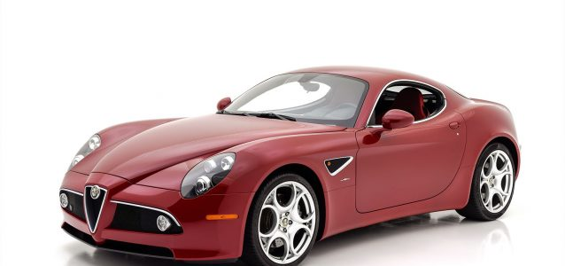 2008 Alfa Romeo 8C Competizione Coupe For Sale at Hyman LTD
