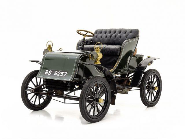 1904 Pierce Arrow Motorette For Sale at Hyman LTD