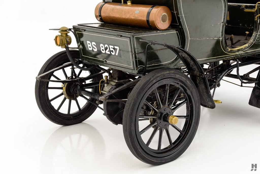 1904 Pierce Arrow Motorette For Sale at Hyman LTD