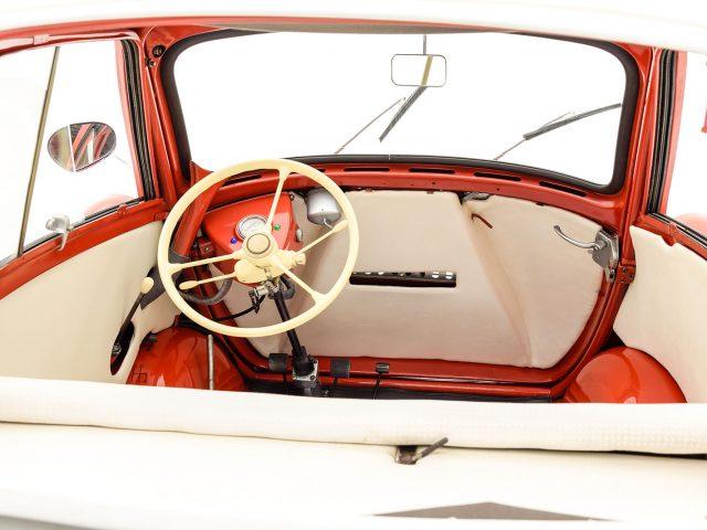 1957 BMW Isetta 300 Cabriolet For sale at Hyman LTD