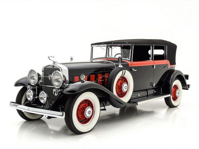 1930 Cadillac 452 V16 All Weather Phaeton For Sale at Hyman LTD