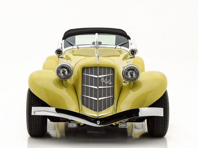 1976 Auburn 866 Speedster For Sale at Hyman LTD