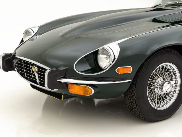 1973 Jaguar XKE Roadster For sale at Hyman LTD