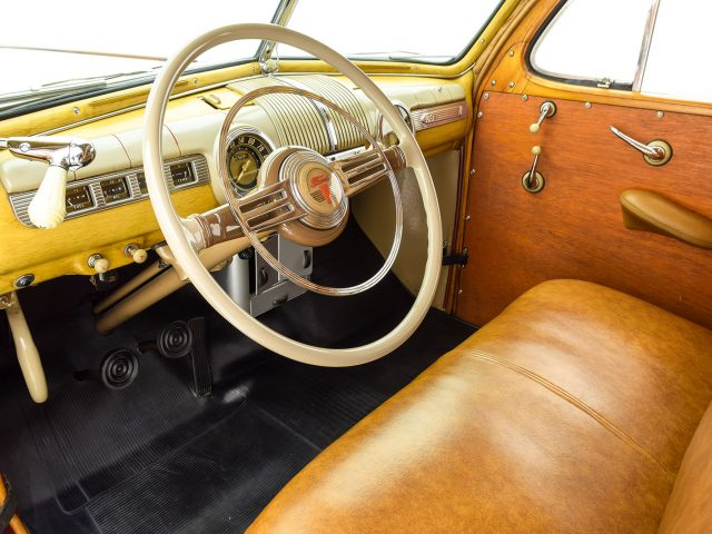 1946 Ford Super Deluxe Station Wagon For sale at Hyman LTD