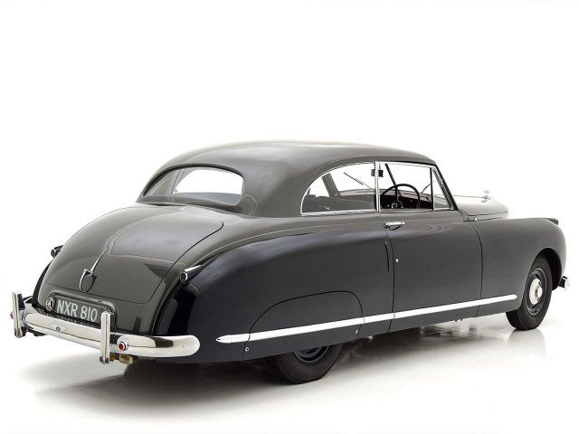 1948 Bentley Mark VI James Young Coupe For Sale at Hyman LTD