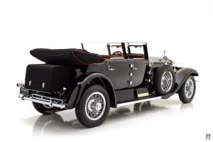 1928 Rolls-Royce Phantom I Hibbard & Darrin Transformal Phaeton For Sale | Hyman LTD