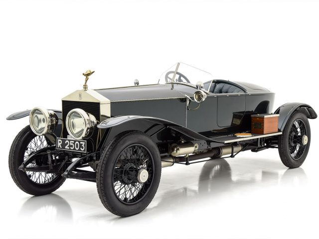 1915 Rolls-Royce Silver Ghost Skiff For sale at Hyman LTD