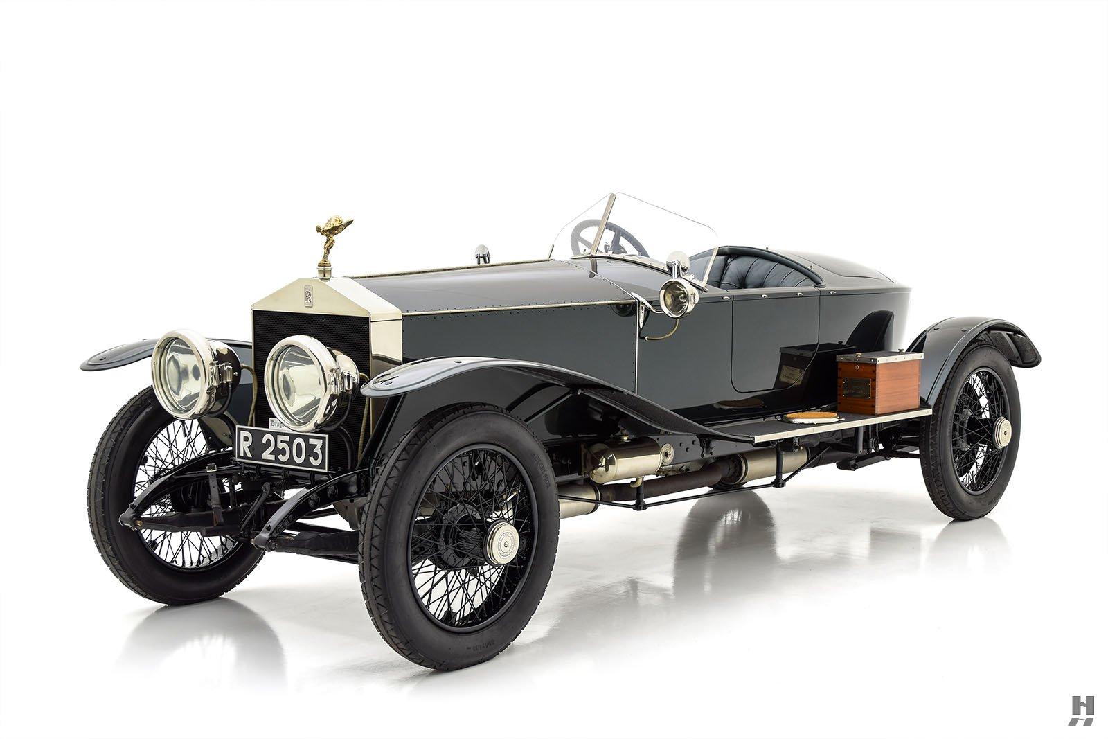 1915 Rolls-Royce Silver Ghost Skiff For sale at Hyman LTD