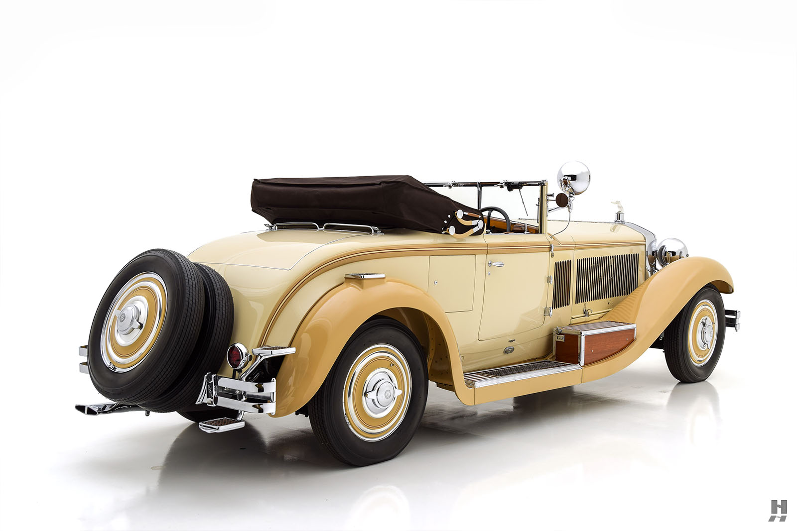 1930 Isotta Fraschini 8A SS Castagna Roadster | Hyman Ltd  Classic Cars