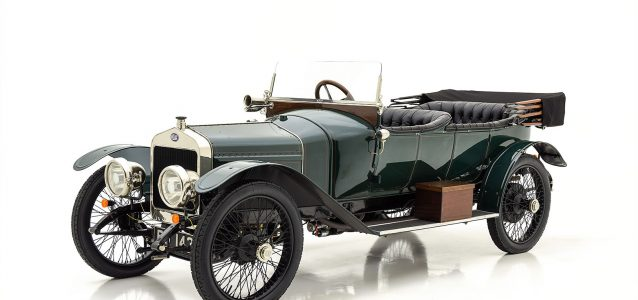 1914 Delage Type AI Sports Tourer For Sale at Hyman LTD